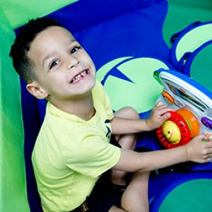 Child care at Newport County YMCA