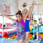 Gymnastics at Newport YMCA