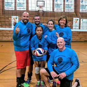 Sports programs at Newport County YMCA