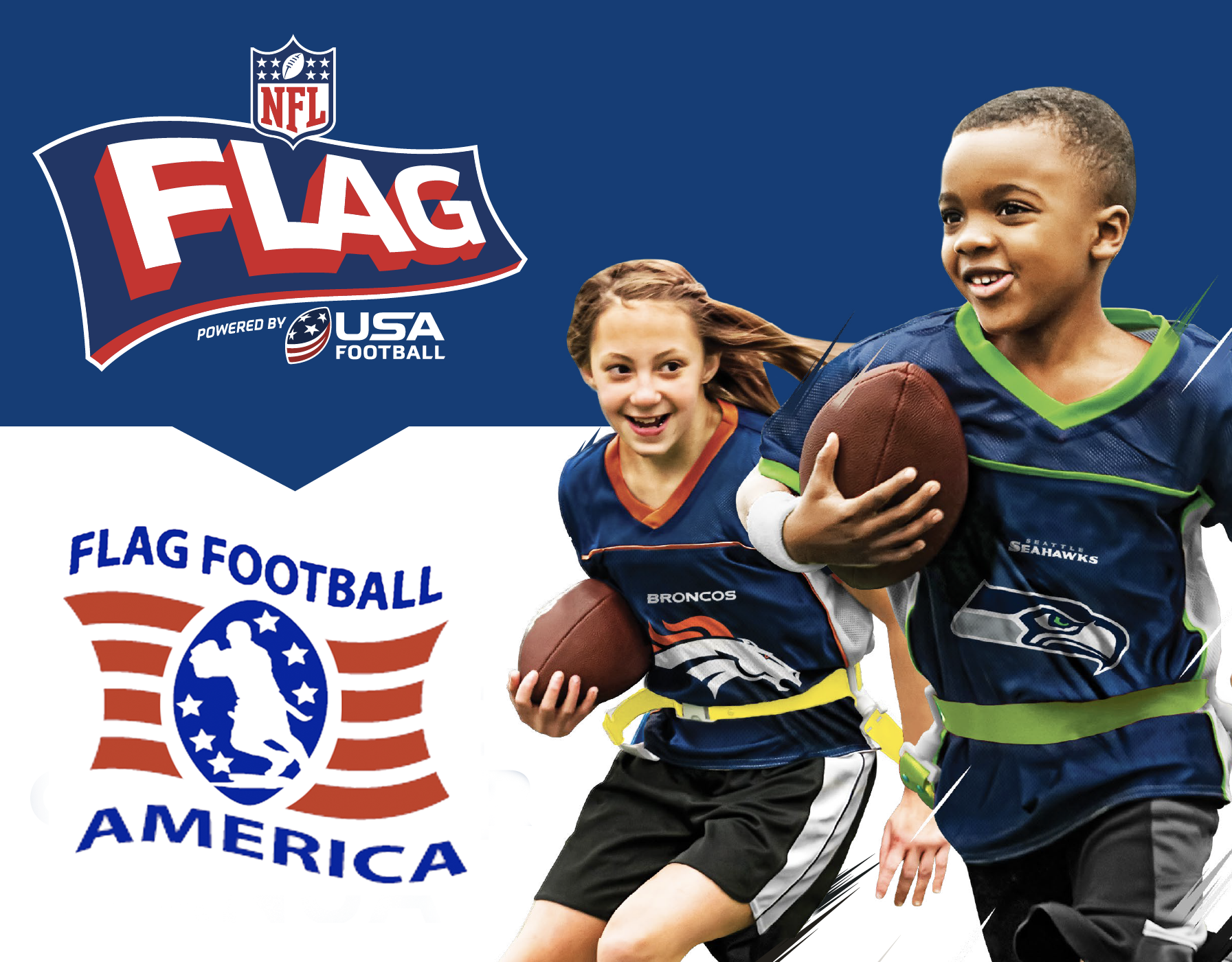 NFL FLAG FOOTBALL  Newport YMCA
