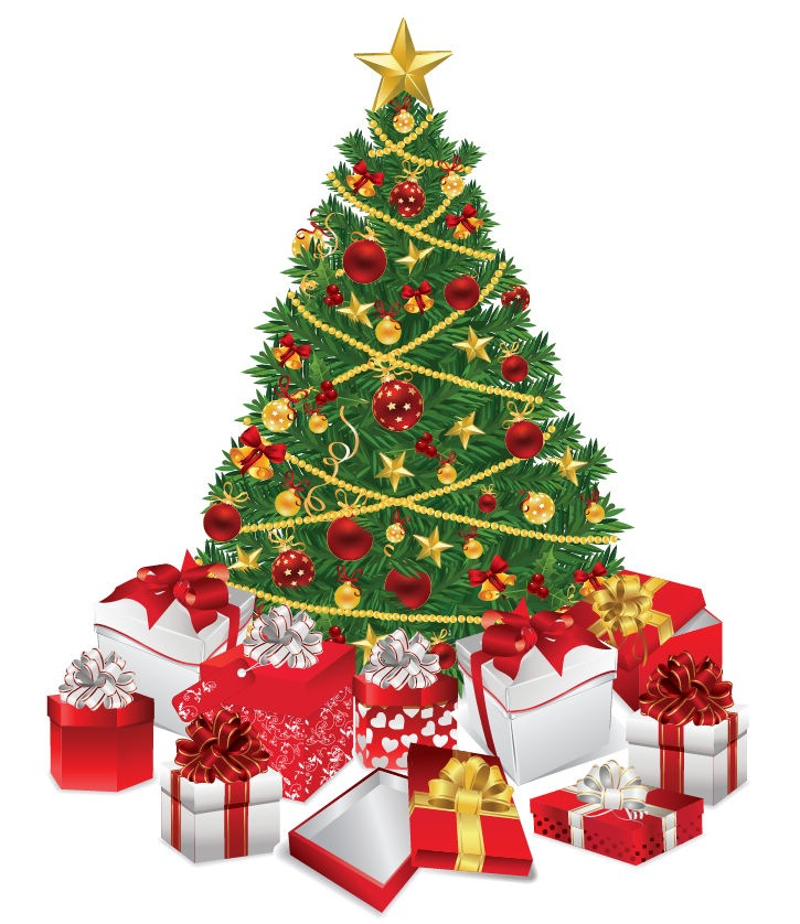 Animated Christmas Tree With Presents 13 Newport Ymca