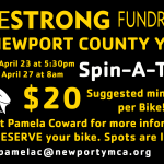 Newport County YMCA - Livestrong