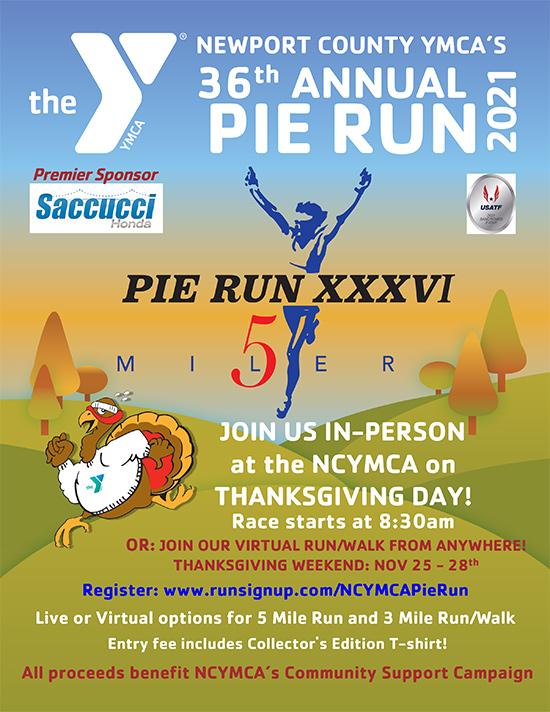36th annual pie run